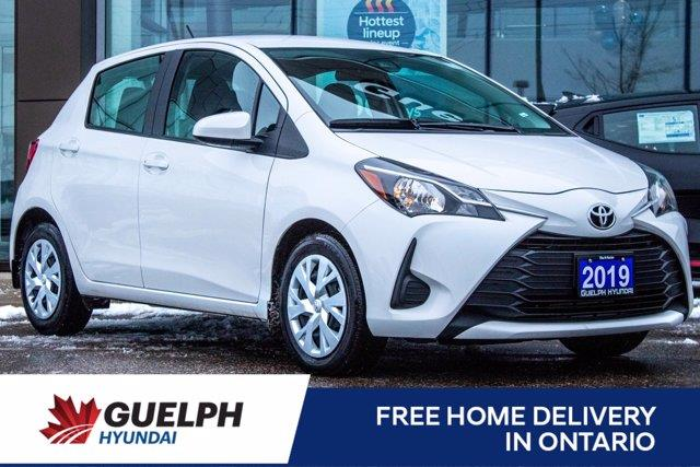 toyota Yaris Hatchback 2019 - 1