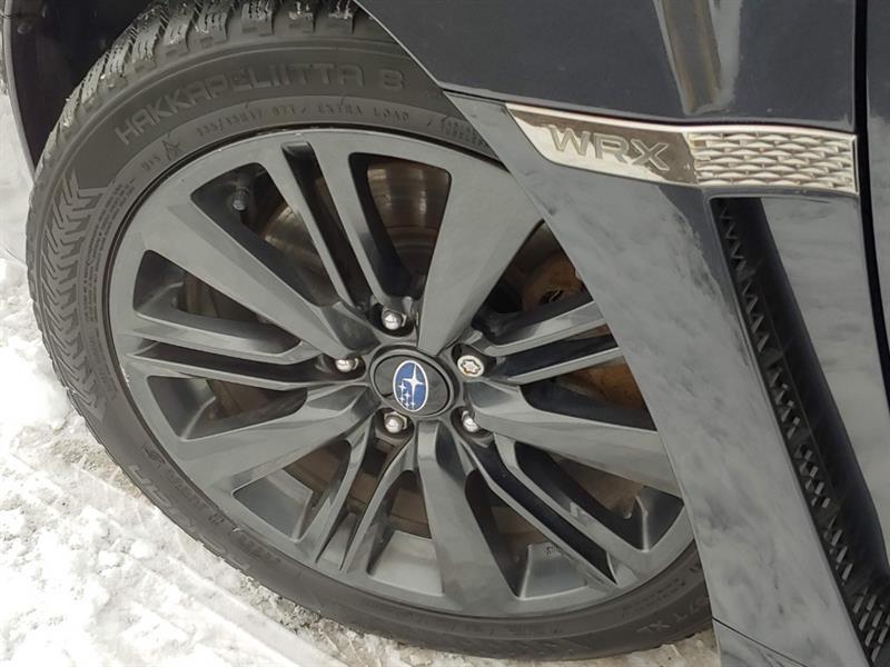 Subaru WRX 8