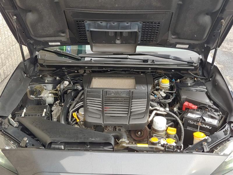Subaru WRX 17