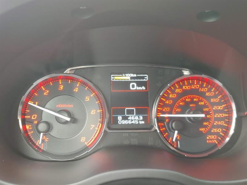 Subaru WRX 70