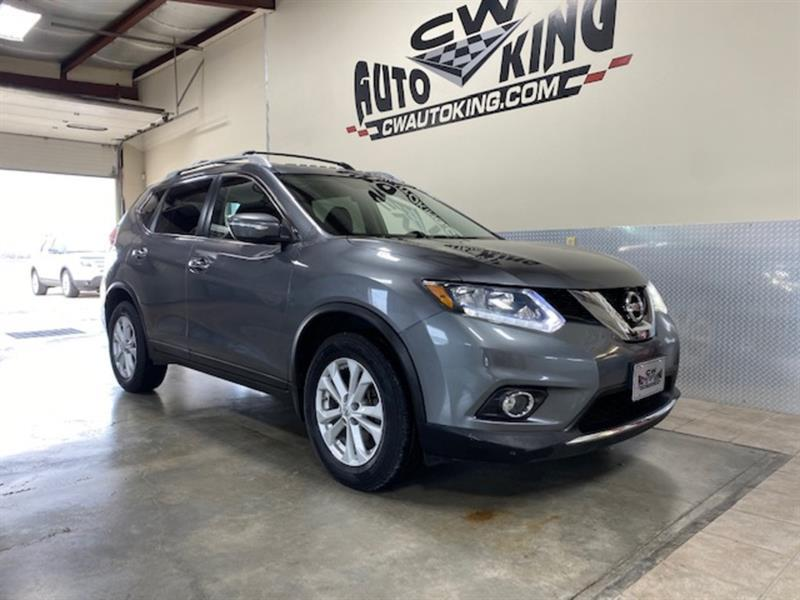2014 Nissan Rogue AWD 4dr SV #20042686