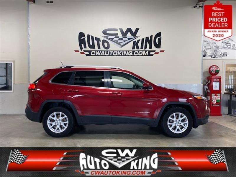 2014 Jeep Cherokee 4WD 4dr North #20042703