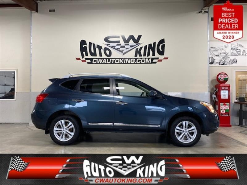 2013 Nissan Rogue AWD 4dr SV #20042707