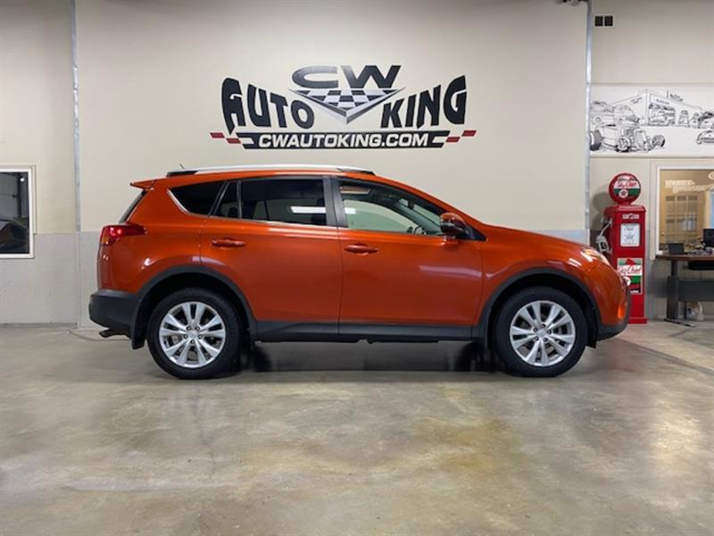 2015 Toyota RAV4 AWD 4dr Limited #20042705