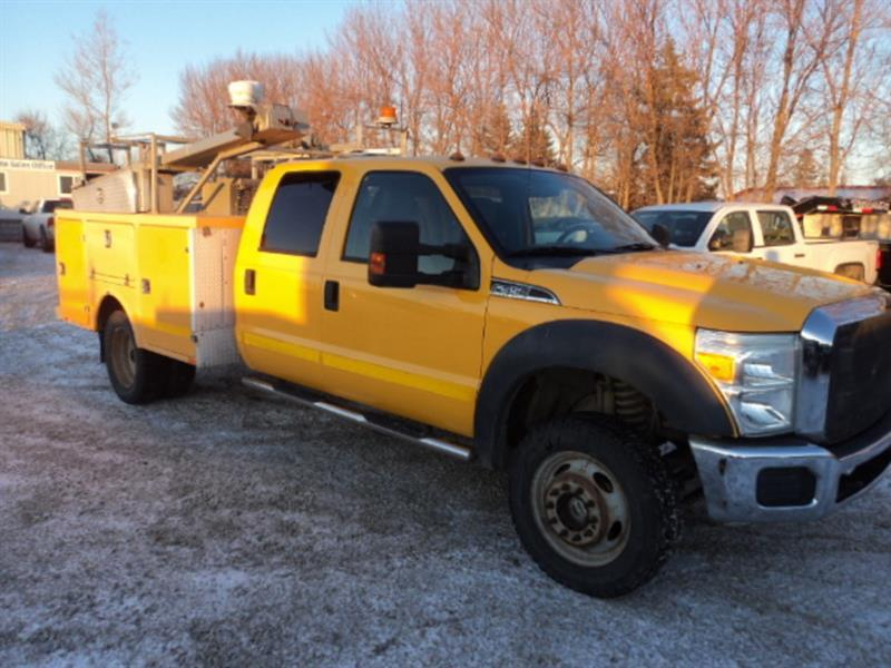 2011 Ford F-550 XLT #20-33A6658