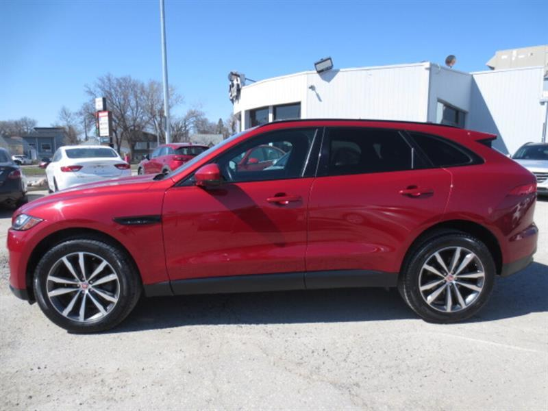 2018 Jaguar F-PACE 30t AWD Prestige - Sunroof/NAV/Bluetooth/Camera #4419