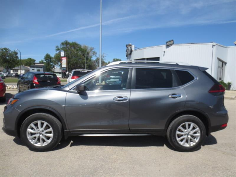 2019 Nissan Rogue AWD SV - Pano Sunroof/CAM/HTD Seats/Bluetooth #4578