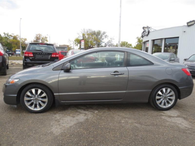 2010 Honda Civic Coupe