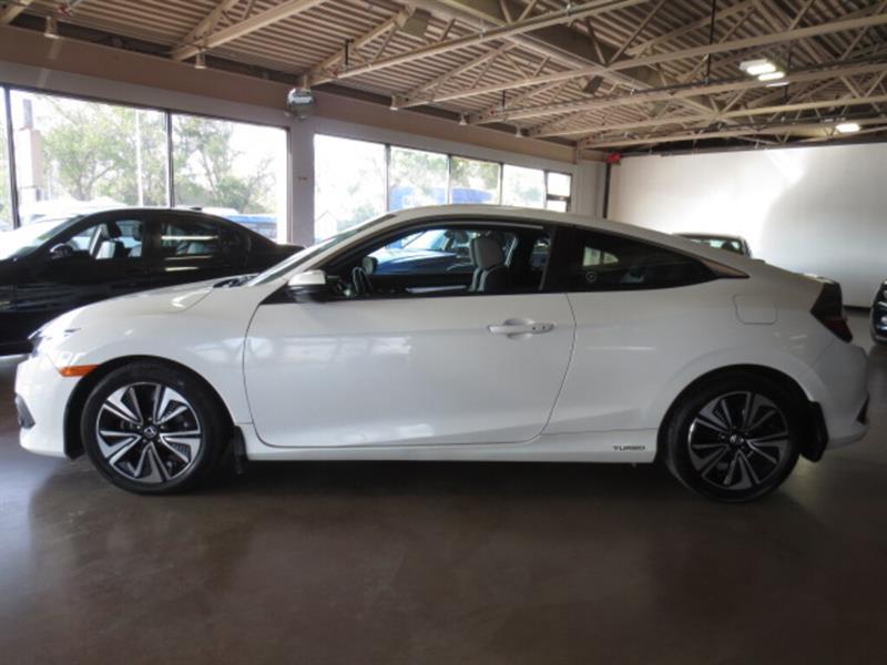 2017 Honda Civic Coupe 2dr CVT EX-T w-Honda Sensing - Sunroof/Camera #4583