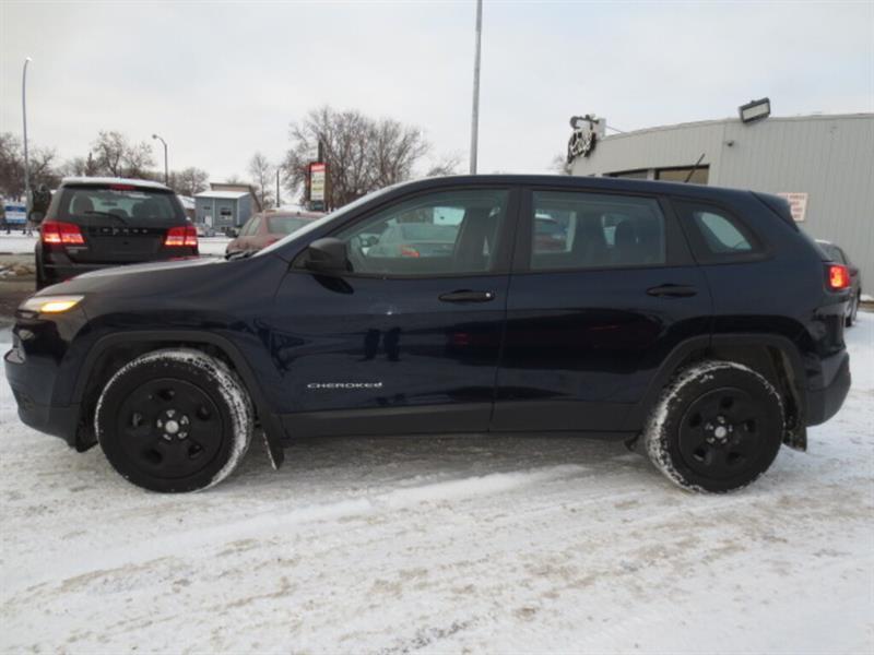 2016 Jeep Cherokee FWD 4dr Sport - Bluetooth #4424
