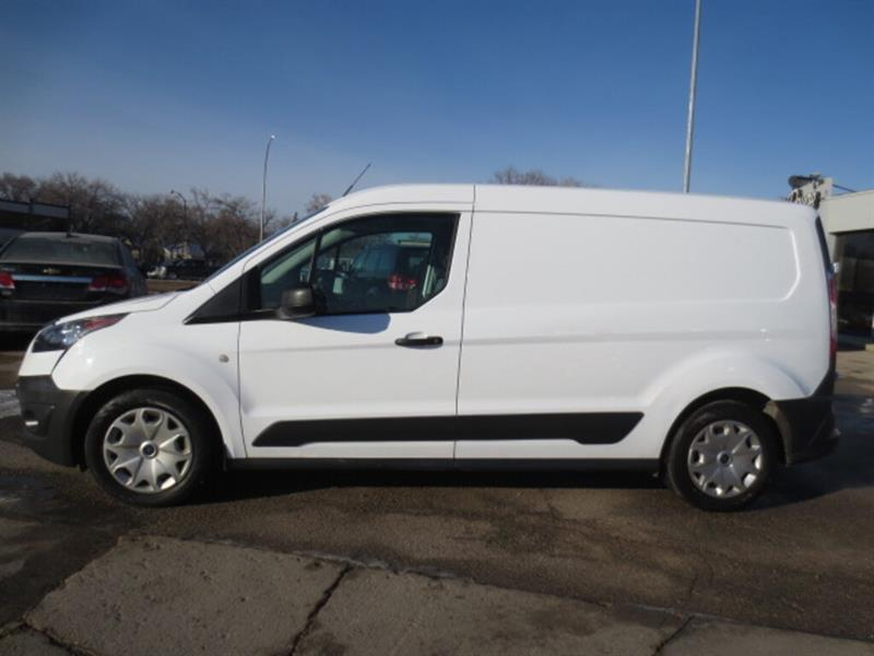 2016 Ford Transit Connect Single Sliding Door Cargo - Shelving/Front Divider #4713