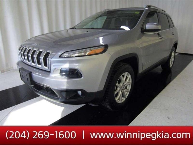 2016 Jeep Cherokee North #19KS70639A