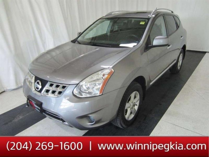 2013 Nissan Rogue S #20SD872A
