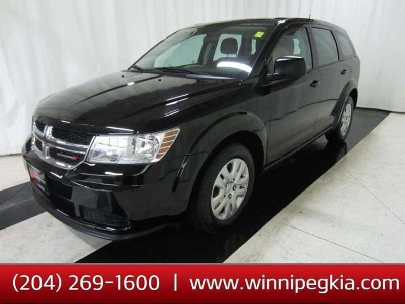 2016 Dodge Journey Canada Value Pkg #20SR981AA