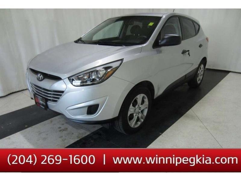 2014 Hyundai Tucson GL #21SL033A