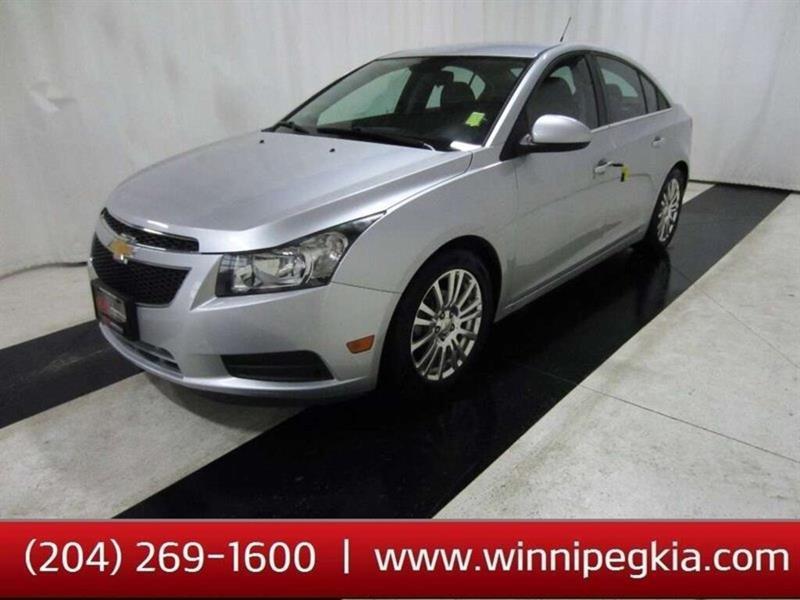 2013 Chevrolet Cruze Eco #19HS61665A