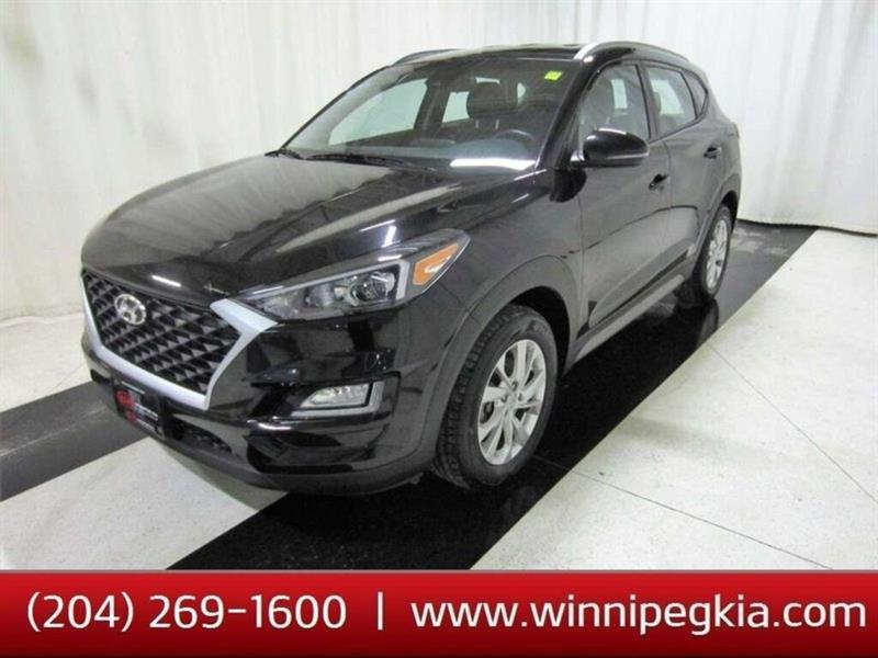 2019 Hyundai Tucson Preferred #19HT72393