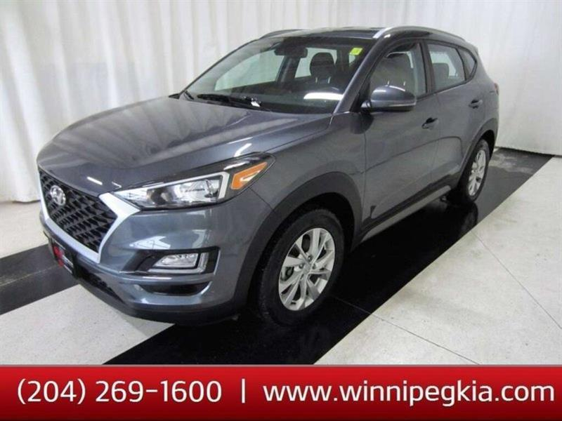 2019 Hyundai Tucson Preferred #19HT47741