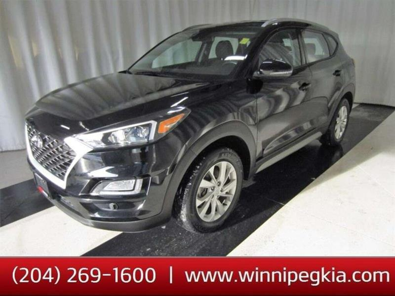 2019 Hyundai Tucson Preferred #19HT03419