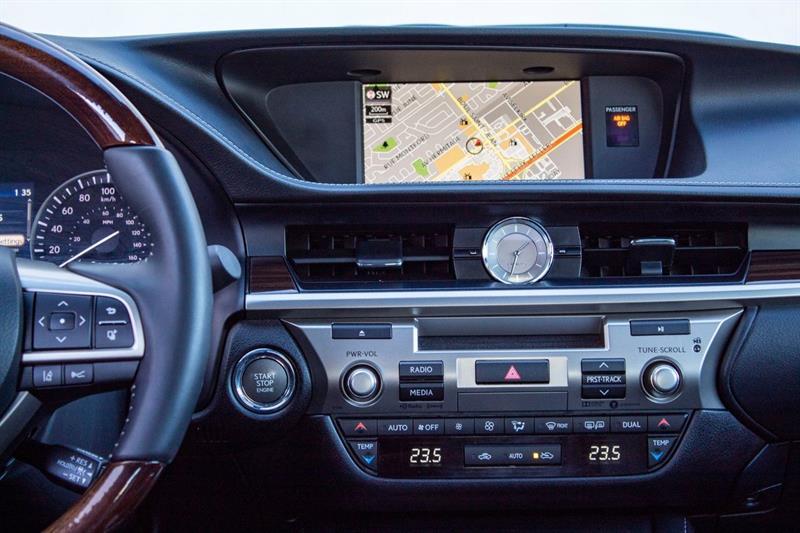 Lexus ES 350 8