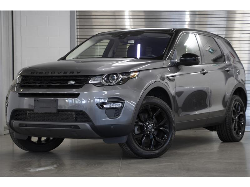 Land Rover Discovery Sport HSE AWD *BALANCE 6 ANS/160,000 2017