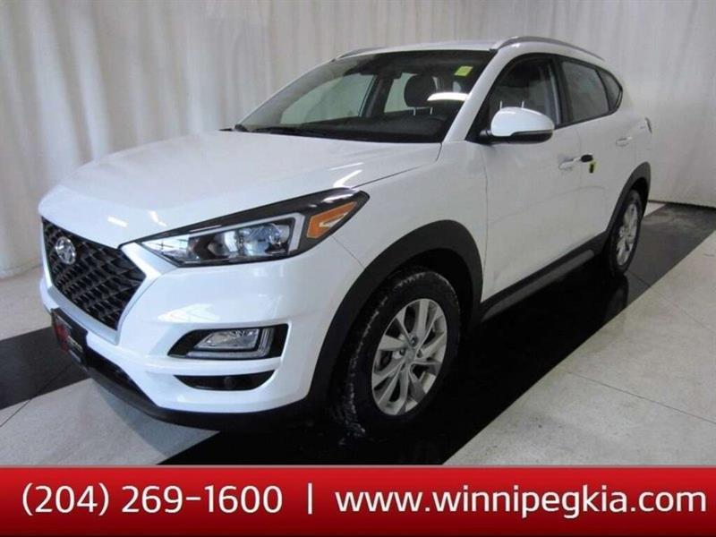 2019 Hyundai Tucson Preferred #19HT74701