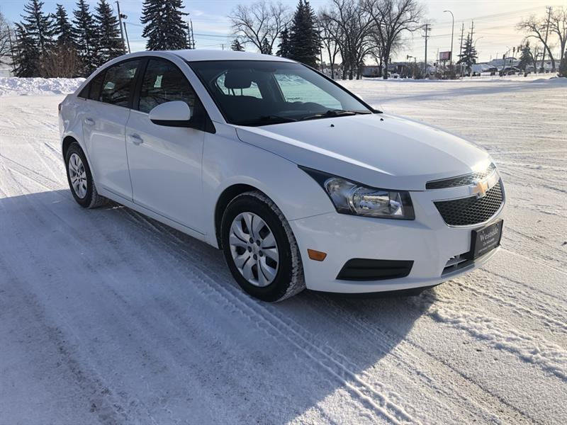 2012 Chevrolet Cruze LT Turbo #10255.0