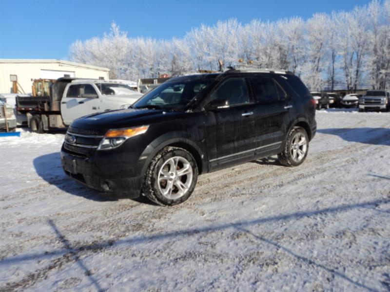 2013 Ford Explorer Limited #19-30A3046