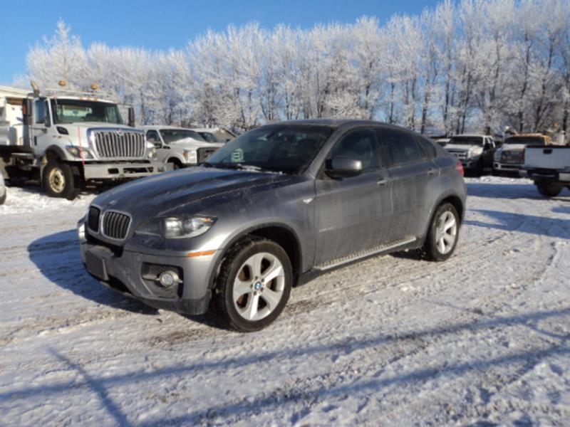 2009 BMW X6 35 I awd local SUV #18-38A4656