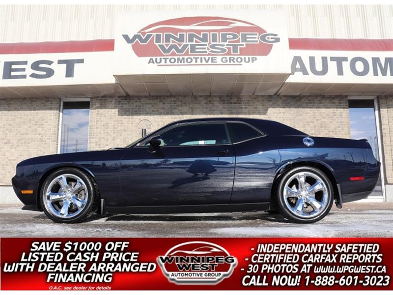 2012 Dodge Challenger R-T SUPERCHARGED HEMI , MANY MODS, FLAWLESS,600+HP #W5788