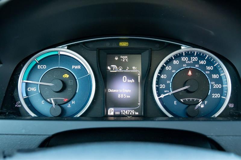 toyota Camry Hybrid 2016 - 15