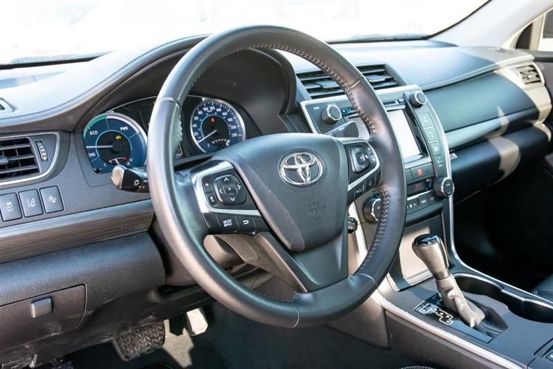 toyota Camry Hybrid 2016 - 21