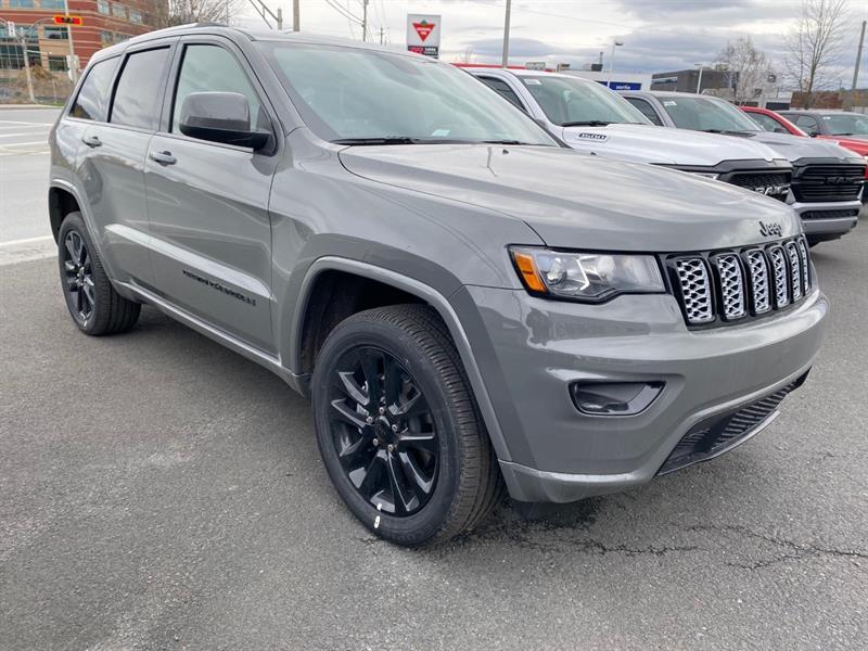 Jeep Grand Cherokee 2020 Altitude 4x4 #40532