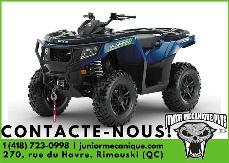 Arctic Cat Alterra 700 2021