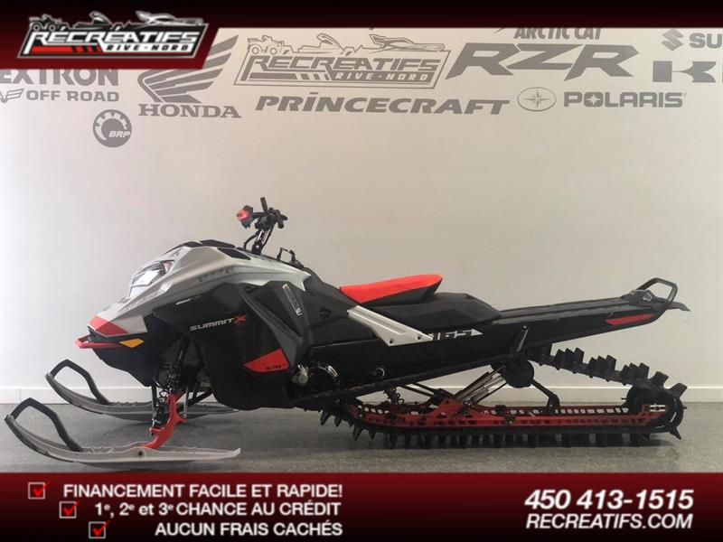 2021 Ski-Doo Summit X Expert 850 Turbo
