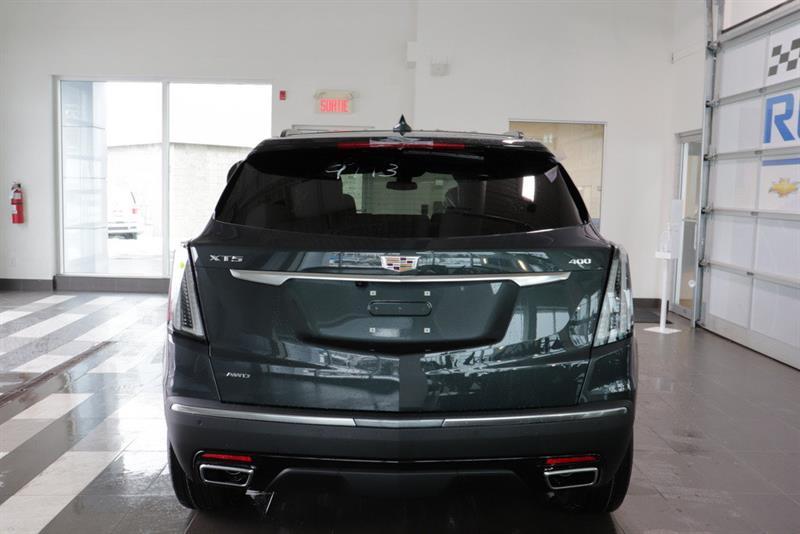 Cadillac Xt5 17