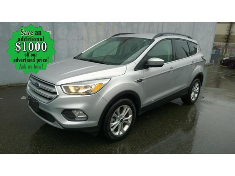 2018 Ford Escape SE* AWD/Reverse camera/Bluetooth/HEATED SEATS #24737