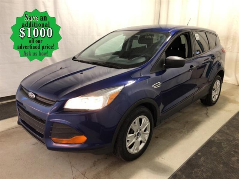 2016 Ford Escape S* AT/4Cyl/AC #24742