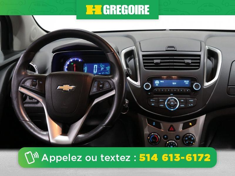Chevrolet Trax 16