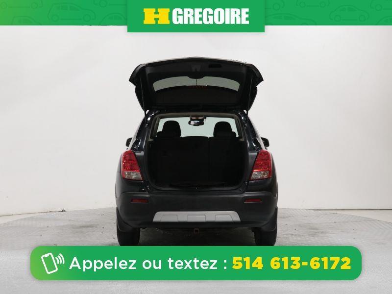 Chevrolet Trax 26