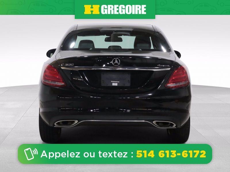 Mercedes-Benz C300 8
