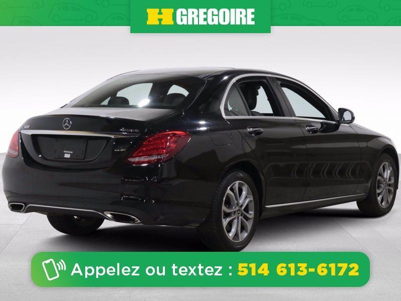 Mercedes-Benz C300 9