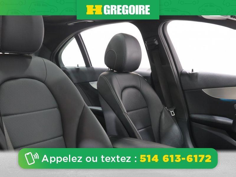 Mercedes-Benz C300 29