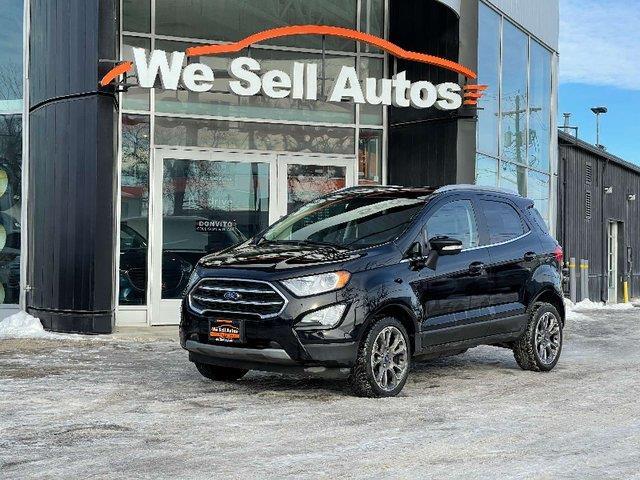 2019 Ford EcoSport Titanium #19FE78882