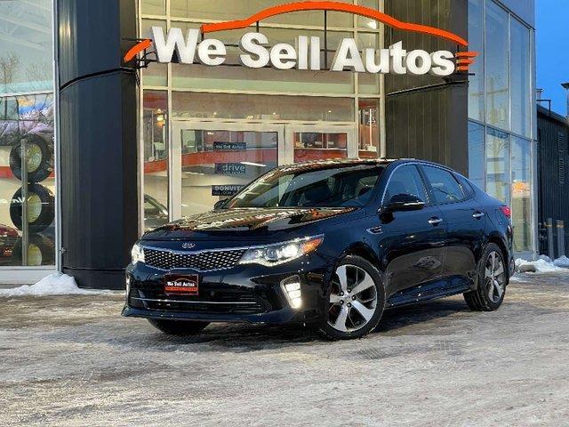 2018 Kia Optima SX Turbo #18KO03544