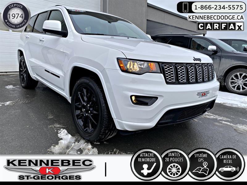 Jeep Grand Cherokee 2020 Altitude 4x4 #05386