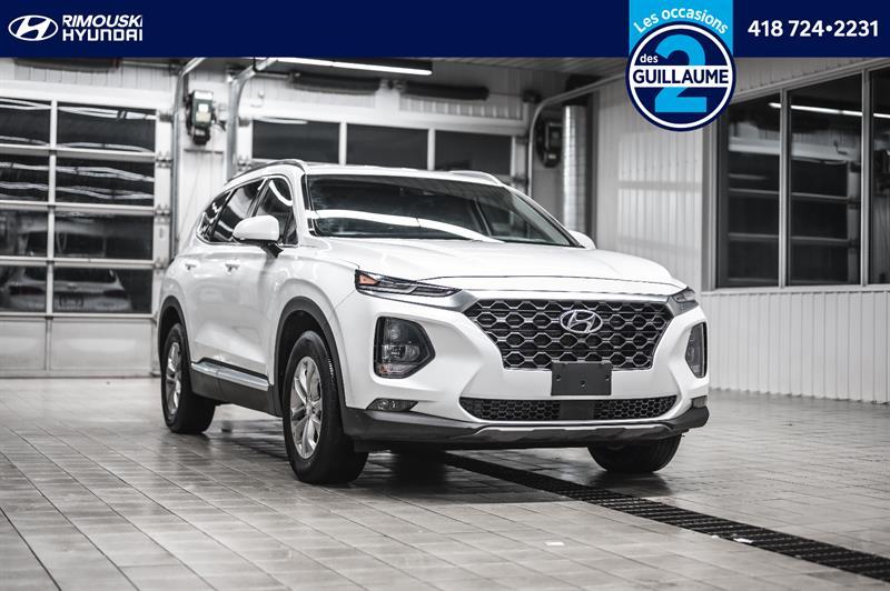 Hyundai Santa Fe Essential AWD chez Rimouski Hy 2019