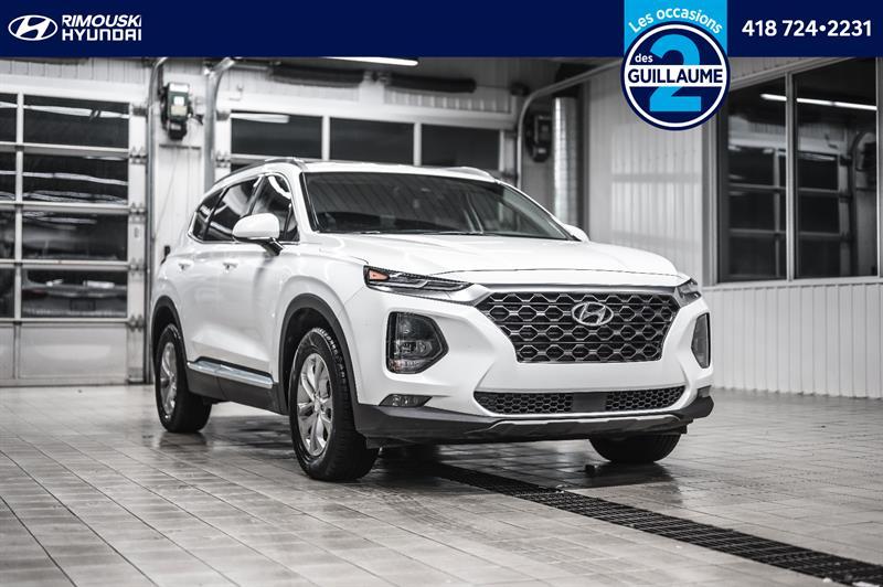 Hyundai Santa Fe 2.4L Essential AWD chez Rimous 2019