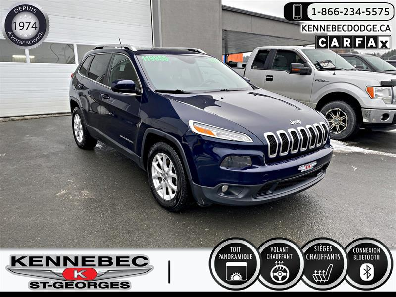 Jeep Cherokee 2014 FWD 4dr North #40515B