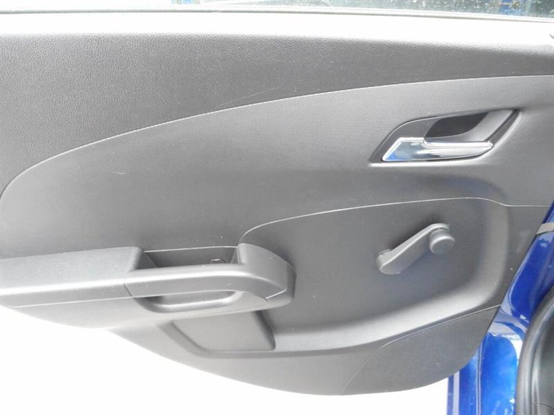 Chevrolet Sonic 22